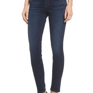 KUT FROM KLOTH Dark wash Diana Skinny jeans 10